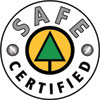 Safe Certified by BC Forest Safe.